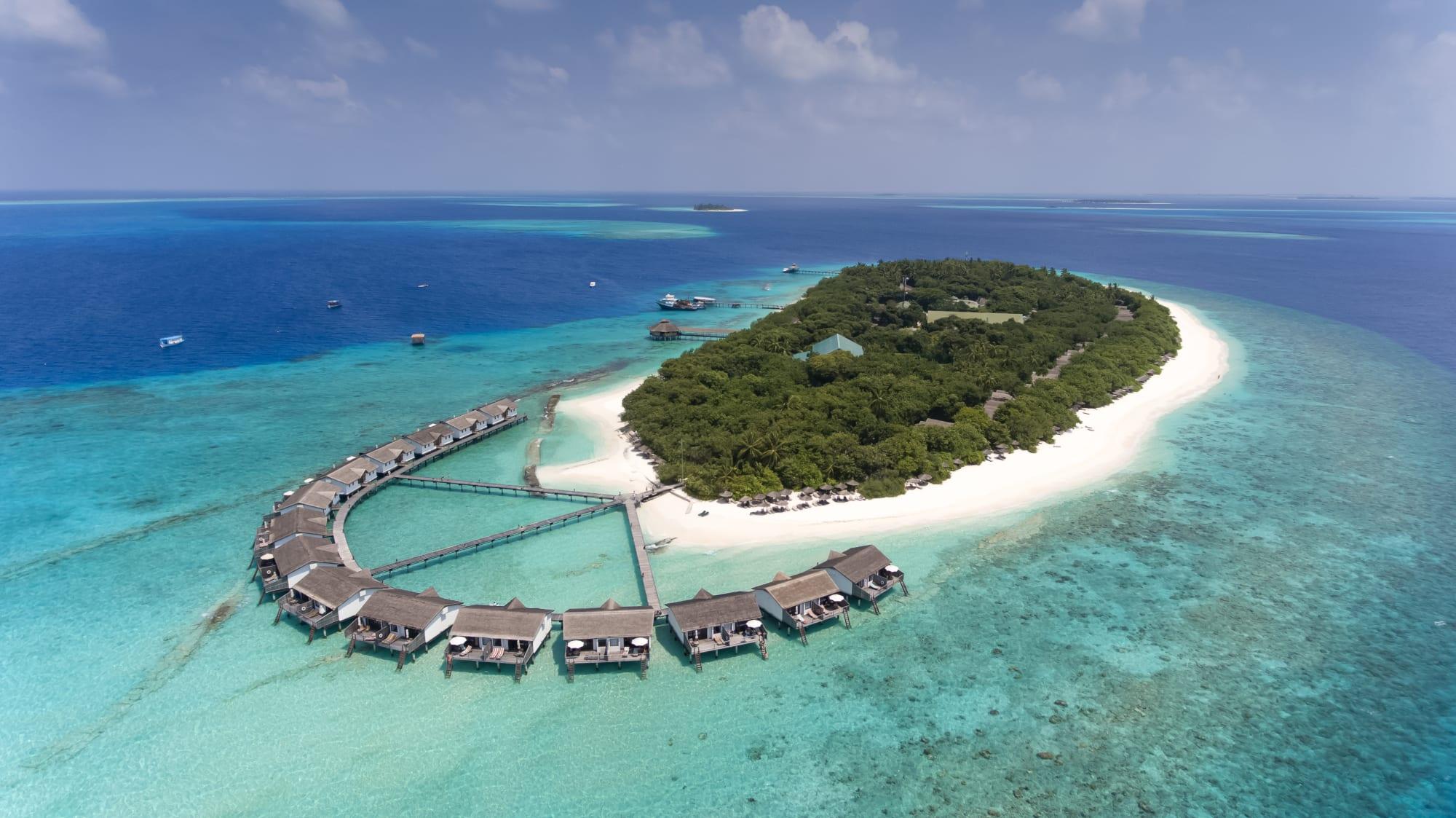Resort Reethi Beach Resort, Baa Atoll