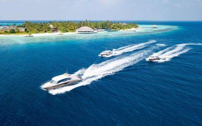 Barca Veloce (Speed Boat)