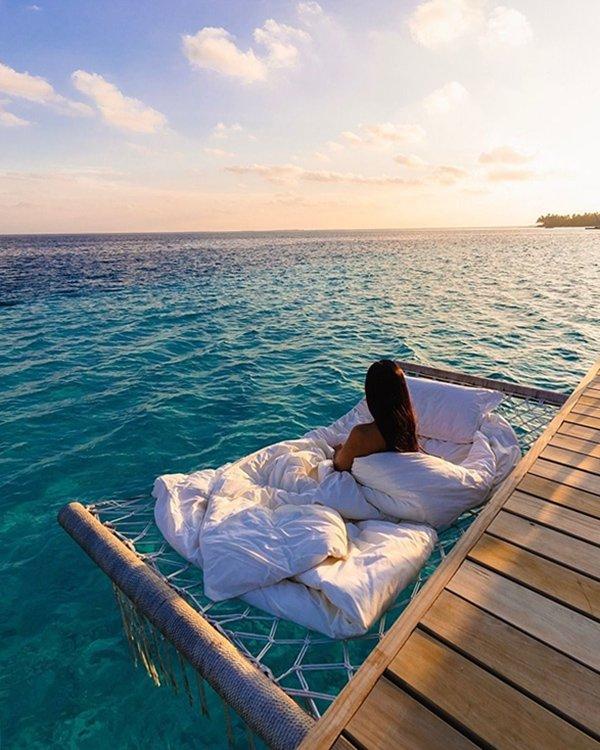 Maldive ad aprile