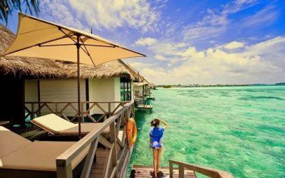 Maldive a Aprile