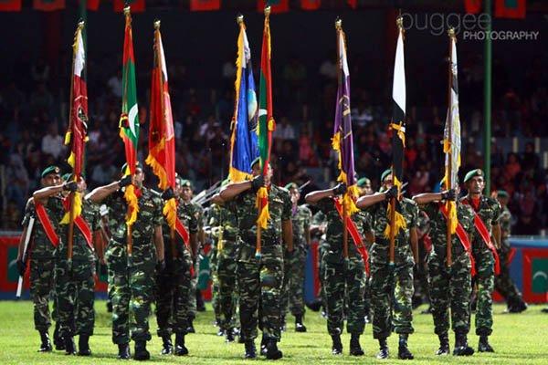 Festa Indipendenza Maldive Luglio
