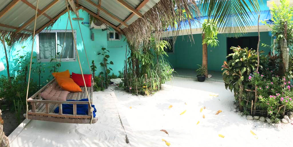 Guesthouse Maldive Low Cost