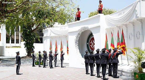 Novembre Victory Day Maldive