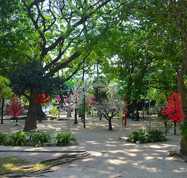 Parco del Sultano Male