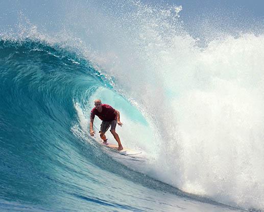 Surf Maldive Ottobre