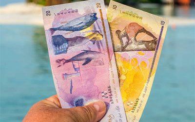Ridotto il limite per i contanti da portare alle Maldive senza dichiarare