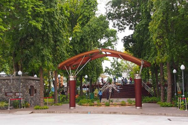 parco del sultano Maldive
