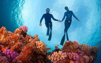 Sport acquatici alle Maldive