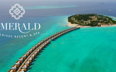 Maldive, nuovo premio per Emerald Maldives Resort & Spa