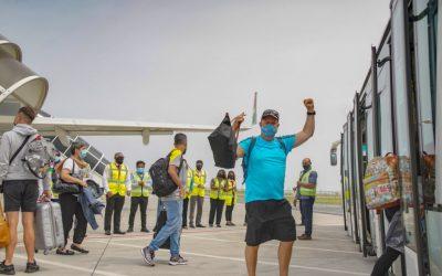 Le Maldive registrano 60.581 arrivi di turisti dall'inizio dell'anno