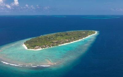 Kunfunadhoo, Maldive, diventerà la prima isola al mondo senza zanzare
