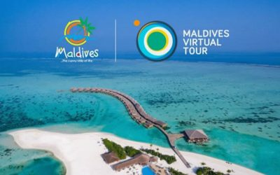 Vivi il Paradiso con il Tour Virtuale delle Maldive
